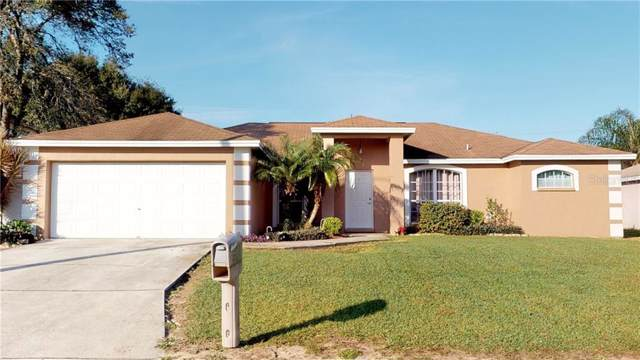 5802 Driftwood Drive, Winter Haven, FL 33884 (MLS #P4909304) :: GO Realty