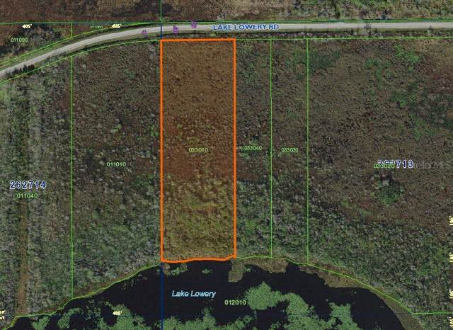 0 Lake Lowery Road, Haines City, FL 33844 (MLS #P4909338) :: Team Bohannon Keller Williams, Tampa Properties