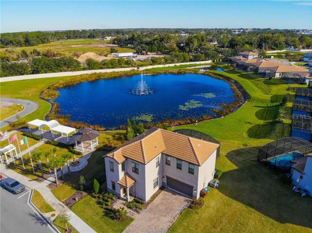 155 Kenny Boulevard, Haines City, FL 33844 (MLS #P4909386) :: Cartwright Realty