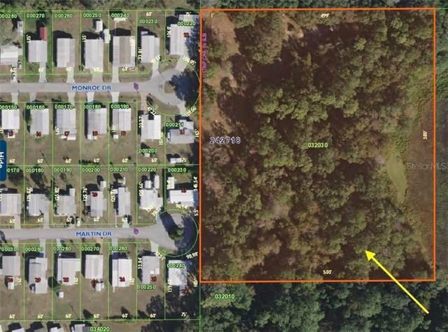 430 Monroe Drive, Lakeland, FL 33809 (MLS #P4909403) :: The Price Group