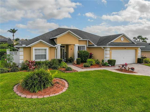 448 Moscato Drive, Davenport, FL 33897 (MLS #P4909435) :: Gate Arty & the Group - Keller Williams Realty Smart