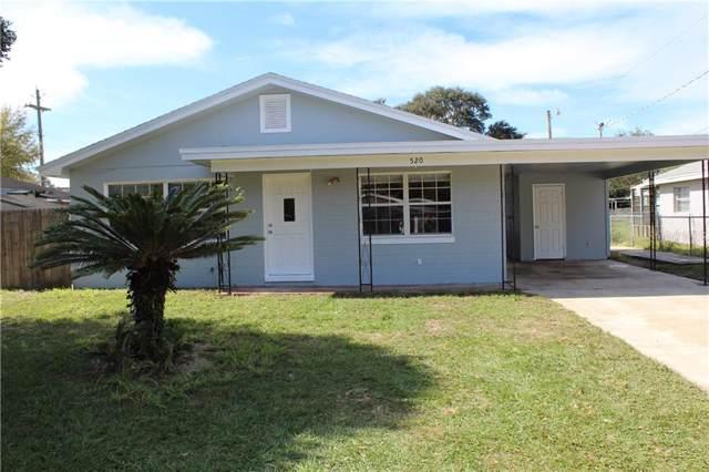 520 Oak Street, Auburndale, FL 33823 (MLS #P4909441) :: Keller Williams on the Water/Sarasota