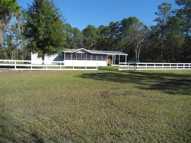 5755 Poyner Road, Polk City, FL 33868 (MLS #P4909473) :: Armel Real Estate