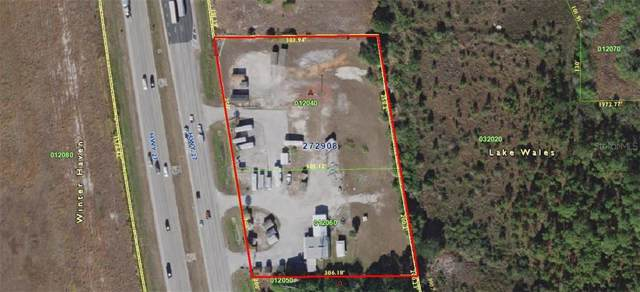 25199 Hwy 27, Lake Wales, FL 33859 (MLS #P4909476) :: Florida Real Estate Sellers at Keller Williams Realty