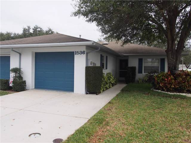 1536 Oakview Circle SE #1536, Winter Haven, FL 33880 (MLS #P4909537) :: McConnell and Associates