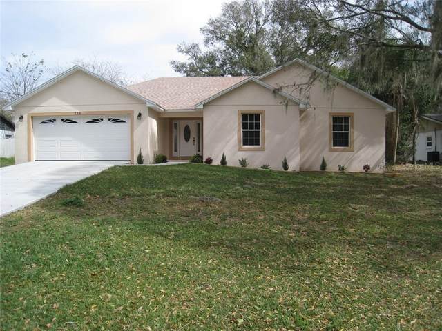 738 S Terrace Drive, Eagle Lake, FL 33839 (MLS #P4909636) :: Lovitch Group, LLC