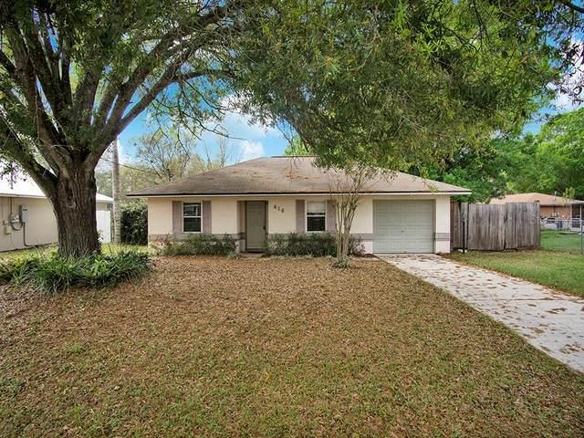 416 Honey Bee Lane, Polk City, FL 33868 (MLS #P4909674) :: Baird Realty Group