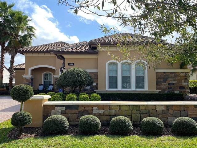 1821 Harland Park Drive, Winter Park, FL 32789 (MLS #P4909692) :: Team Pepka