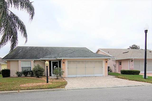 500 Eastlake Drive, Haines City, FL 33844 (MLS #P4909749) :: Lovitch Group, LLC