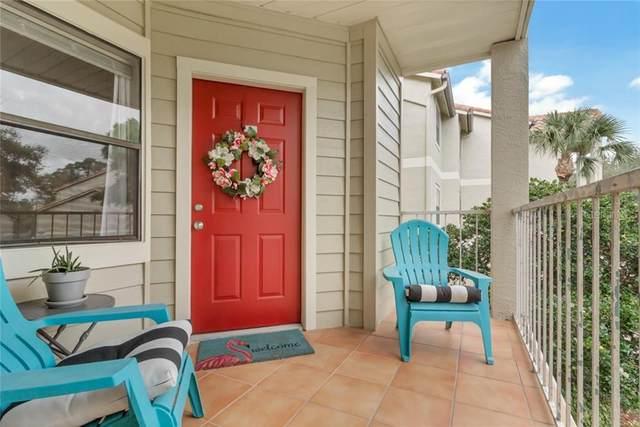 3032 Parkway Boulevard #203, Kissimmee, FL 34747 (MLS #P4909750) :: 54 Realty