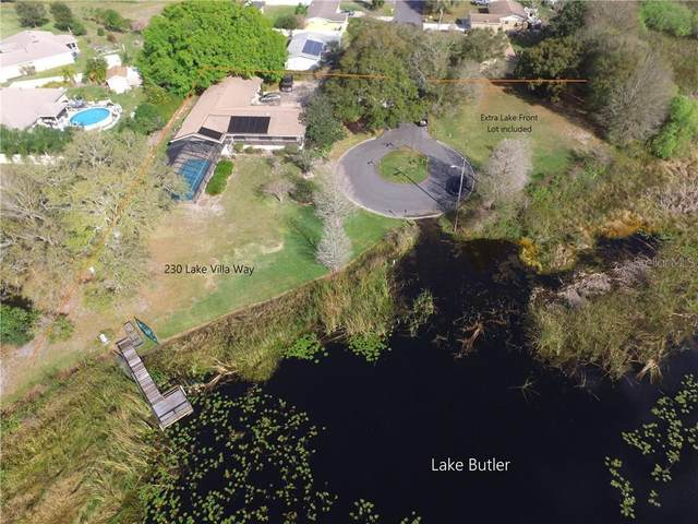 230 Lake Villa Way, Haines City, FL 33844 (MLS #P4909771) :: Mark and Joni Coulter | Better Homes and Gardens