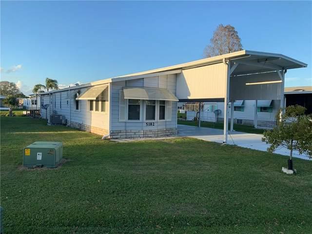 5182 Shore Line Drive, Polk City, FL 33868 (MLS #P4909845) :: Baird Realty Group