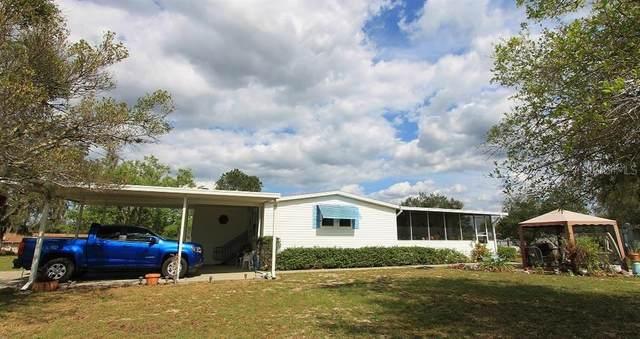 1808 Marker Road, Polk City, FL 33868 (MLS #P4909905) :: The Duncan Duo Team