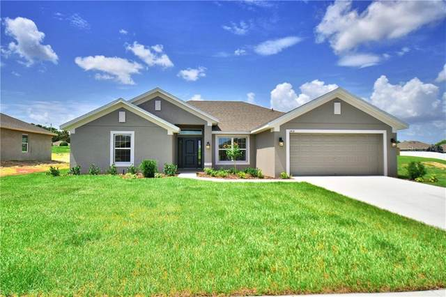 1407 Eagle Crest Boulevard, Winter Haven, FL 33881 (MLS #P4909999) :: Godwin Realty Group