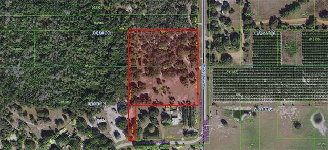 3001 Sam Keen Road, Lake Wales, FL 33898 (MLS #P4910148) :: The A Team of Charles Rutenberg Realty