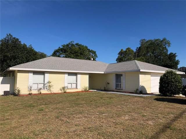 6116 Scott Lake Road, Lakeland, FL 33813 (MLS #P4910365) :: Gate Arty & the Group - Keller Williams Realty Smart