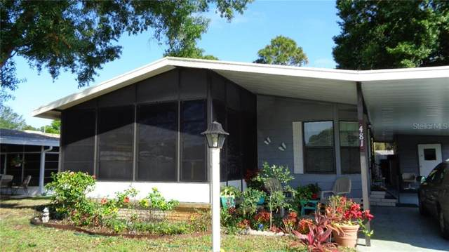 481 Village Circle SW, Winter Haven, FL 33880 (MLS #P4910366) :: Gate Arty & the Group - Keller Williams Realty Smart
