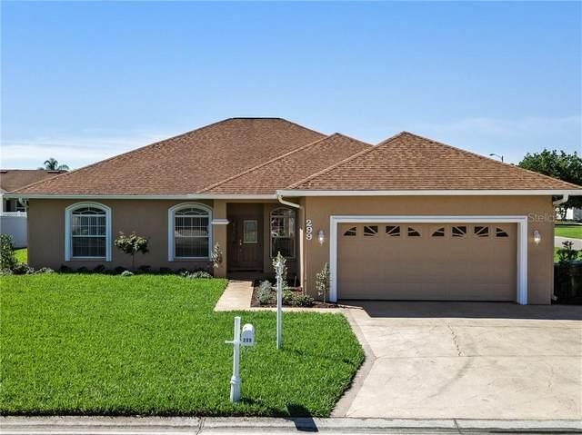 299 Ruby Lake Lane, Winter Haven, FL 33884 (MLS #P4910383) :: Carmena and Associates Realty Group