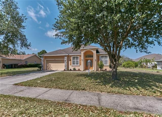 4338 Dinner Lake Boulevard, Lake Wales, FL 33859 (MLS #P4910461) :: Team Bohannon Keller Williams, Tampa Properties