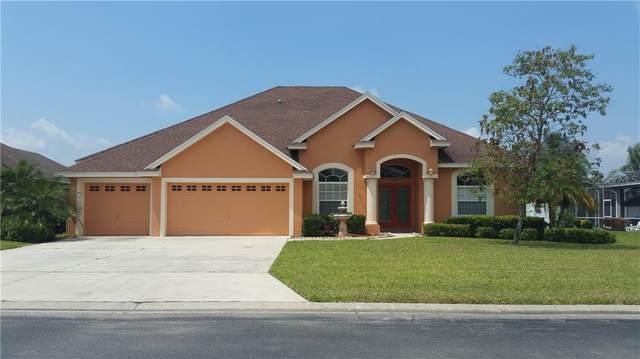 7325 Bent Grass Drive, Winter Haven, FL 33884 (MLS #P4910701) :: The Duncan Duo Team