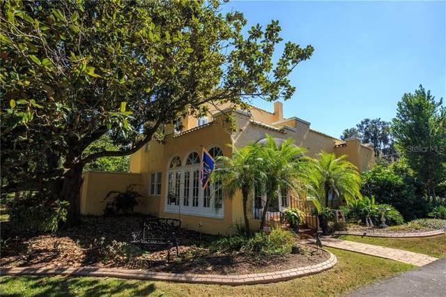 944 Campbell Avenue, Lake Wales, FL 33853 (MLS #P4910897) :: The Duncan Duo Team