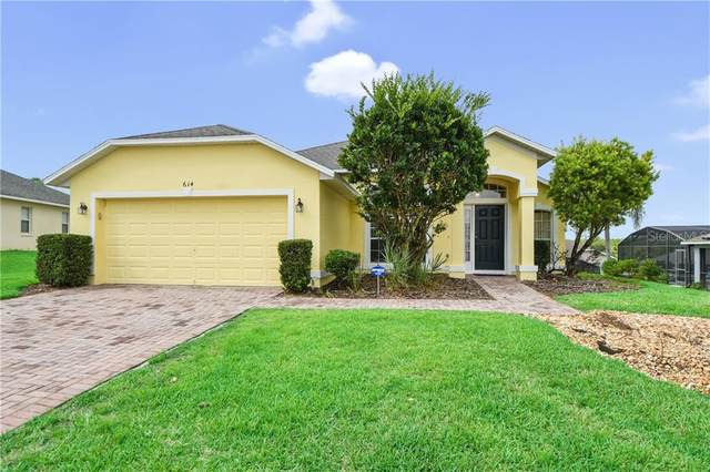 614 Dolcetto Drive, Davenport, FL 33897 (MLS #P4910964) :: Griffin Group