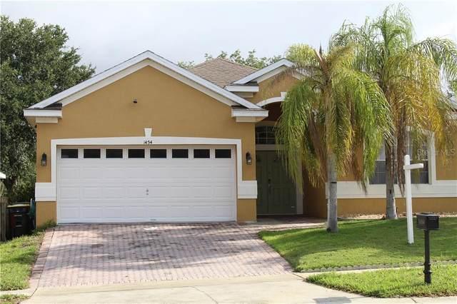 1454 N Hampton Drive, Davenport, FL 33897 (MLS #P4910986) :: Team Borham at Keller Williams Realty