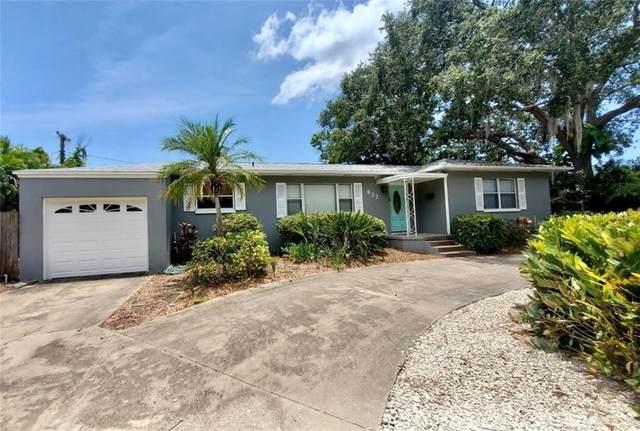 622 Surrey Way S, St Petersburg, FL 33705 (MLS #P4910993) :: Zarghami Group