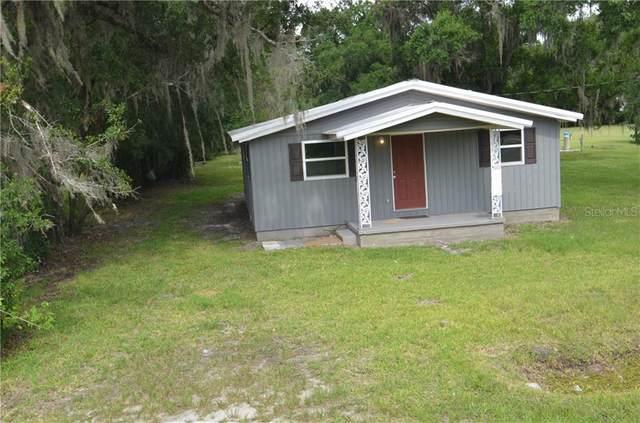 2390 Taylor Road, Auburndale, FL 33823 (MLS #P4911024) :: Godwin Realty Group