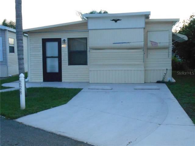 9000 Us Highway 192 #228, Clermont, FL 34714 (MLS #P4911048) :: Armel Real Estate