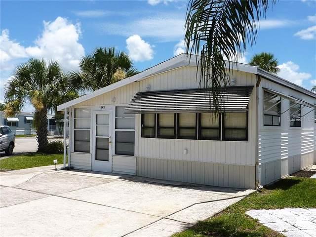 9000 Us Highway 192 #543, Clermont, FL 34714 (MLS #P4911167) :: Team Bohannon Keller Williams, Tampa Properties