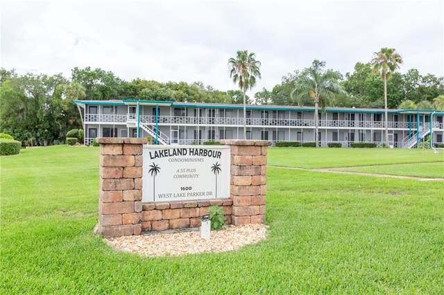 1600 W Lake Parker Drive C23, Lakeland, FL 33805 (MLS #P4911201) :: Burwell Real Estate