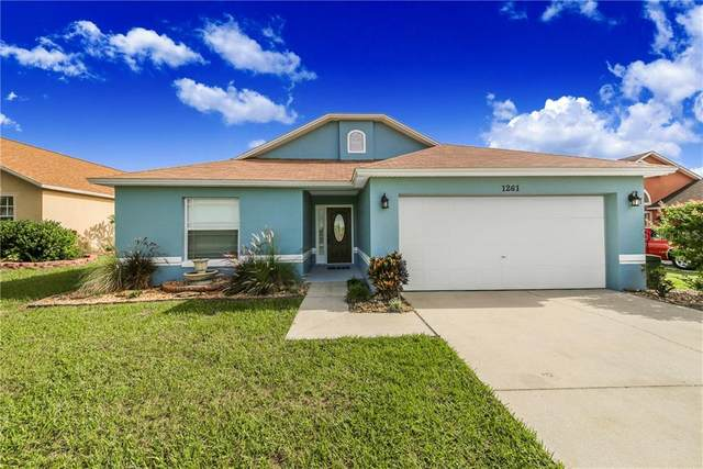 1261 E Grove Avenue, Lake Wales, FL 33853 (MLS #P4911276) :: Team Bohannon Keller Williams, Tampa Properties
