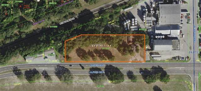 350 E Alfred Drive, Lake Alfred, FL 33850 (MLS #P4911325) :: The Kardosh Team