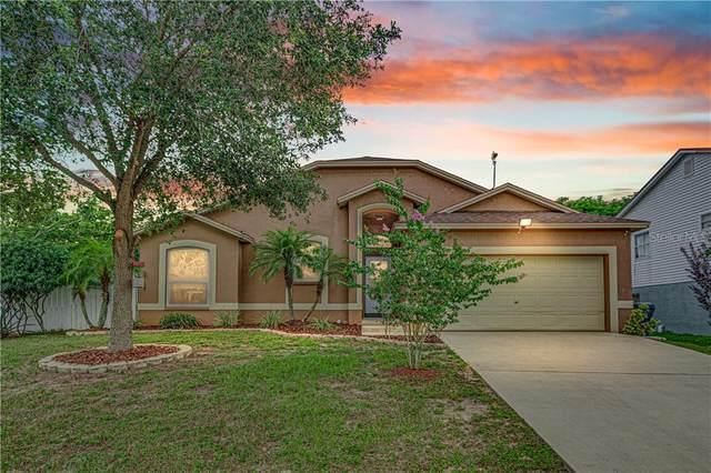 274 Lake Daisy Loop, Winter Haven, FL 33884 (MLS #P4911359) :: Team Bohannon Keller Williams, Tampa Properties