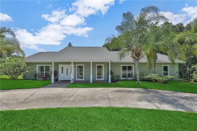 864 Golden Bough Road, Lake Wales, FL 33898 (MLS #P4911382) :: Florida Real Estate Sellers at Keller Williams Realty