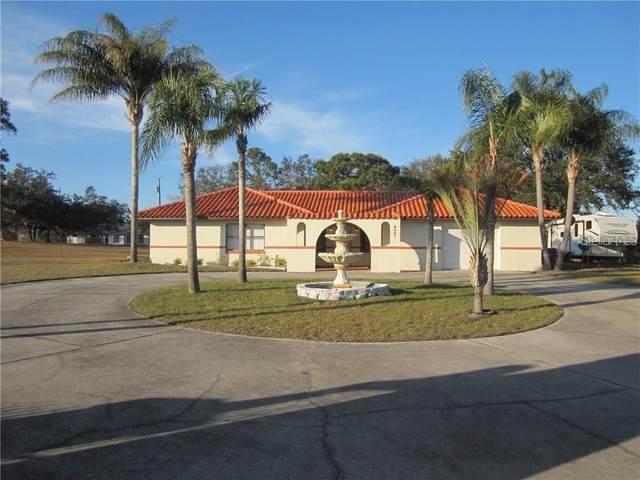 8927 Sheppard Drive, Lake Wales, FL 33898 (MLS #P4911387) :: Griffin Group