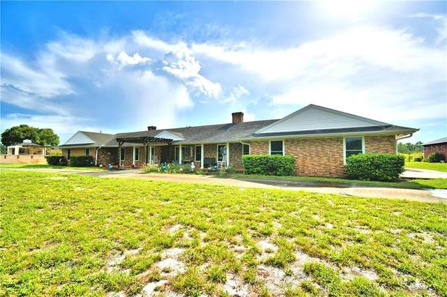 1037 Pasteur Road, Bartow, FL 33830 (MLS #P4911400) :: EXIT King Realty