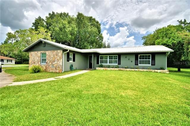 228 Hayes Street, Lake Wales, FL 33859 (MLS #P4911422) :: Florida Real Estate Sellers at Keller Williams Realty