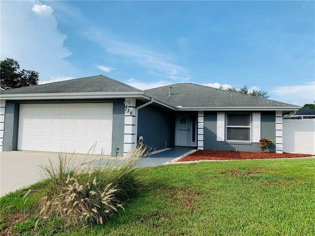 138 Lake Daisy Terrace, Winter Haven, FL 33884 (MLS #P4911532) :: The Light Team
