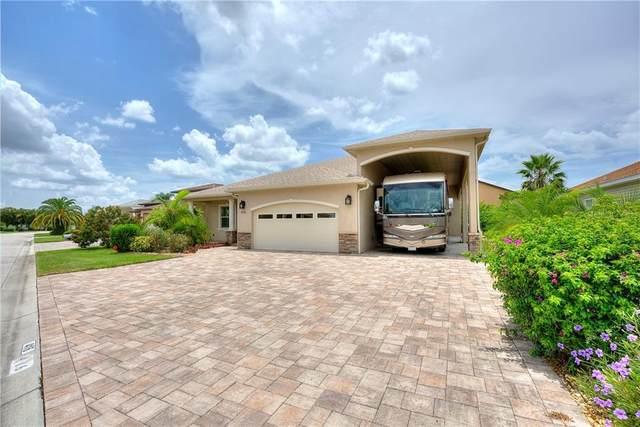 416 Motorcoach S Drive S, Polk City, FL 33868 (MLS #P4911665) :: GO Realty