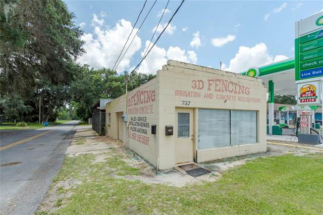 732 E Broadway Street, Fort Meade, FL 33841 (MLS #P4911775) :: Cartwright Realty