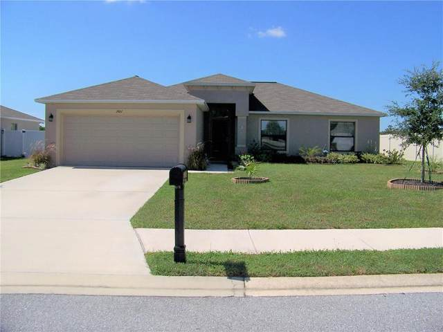 2601 Sunset Circle, Lake Wales, FL 33898 (MLS #P4911941) :: New Home Partners