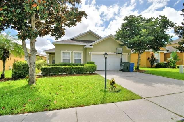 160 James Circle, Lake Alfred, FL 33850 (MLS #P4912280) :: Burwell Real Estate