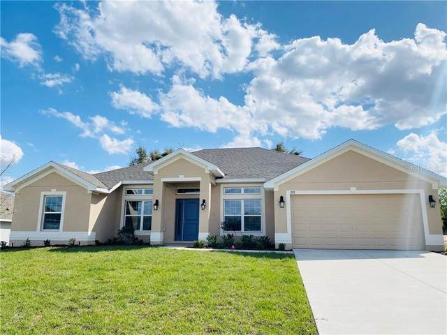 129 Brookshire Drive, Lake Wales, FL 33898 (MLS #P4912295) :: Bridge Realty Group