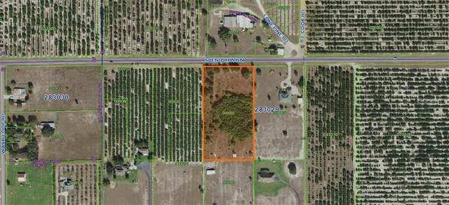Scenic Highway, Babson Park, FL 33827 (MLS #P4912369) :: The Lersch Group