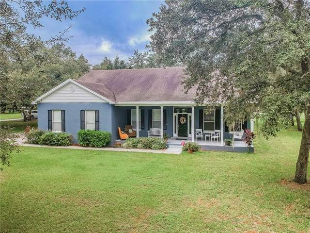 40 Ranch Trail Road, Haines City, FL 33844 (MLS #P4912442) :: Bustamante Real Estate