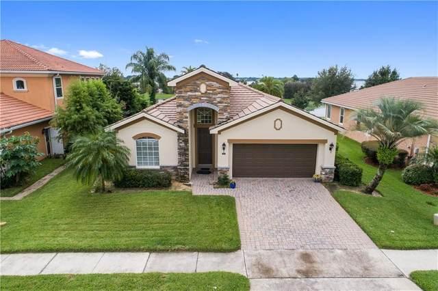 406 Lake Vista Drive, Auburndale, FL 33823 (MLS #P4912456) :: Florida Real Estate Sellers at Keller Williams Realty