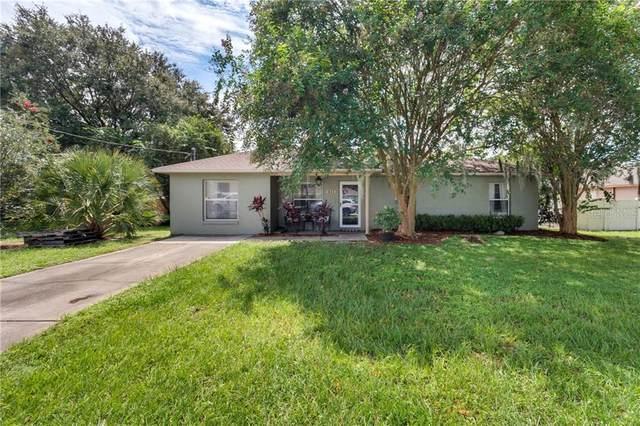 411 Grandview Drive, Haines City, FL 33844 (MLS #P4912526) :: Keller Williams Realty Peace River Partners