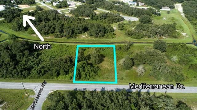 Mediterranean Drive, Poinciana, FL 34759 (MLS #P4912555) :: Bustamante Real Estate